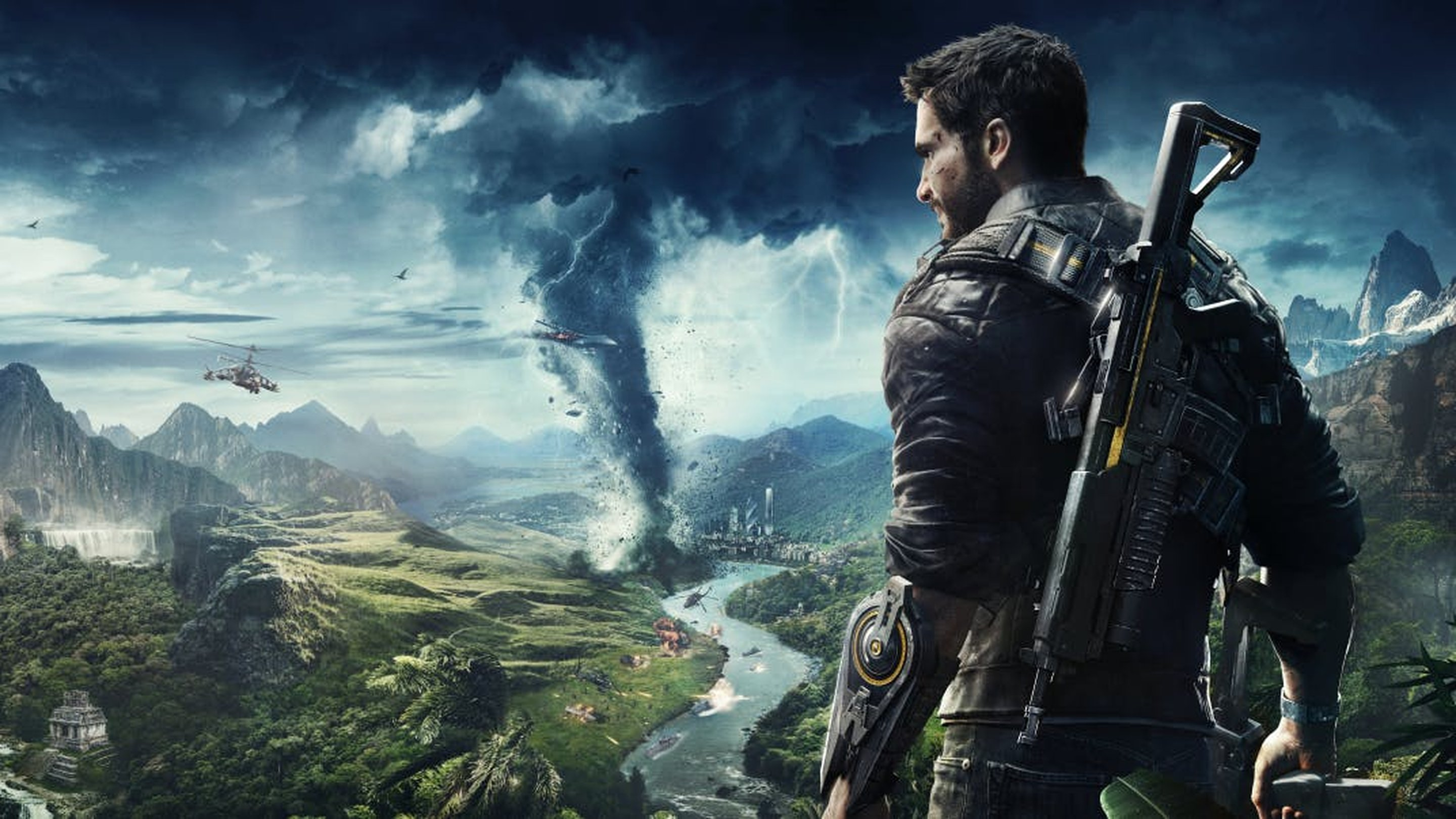 Just Cause 4 - Avalanche Studios Group